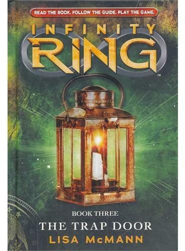 Infinity Ring Book 3: The Trap Door 无限环系列#3:陷阱 ISBN 9780545386982