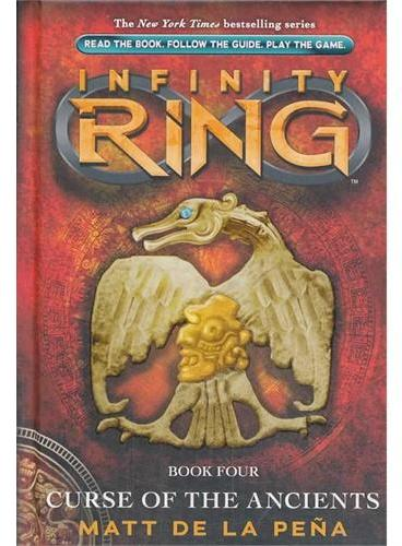 Infinity Ring Book 4: Curse of the Ancients无限环系列#4:古老的诅咒 ISBN 9780545386999