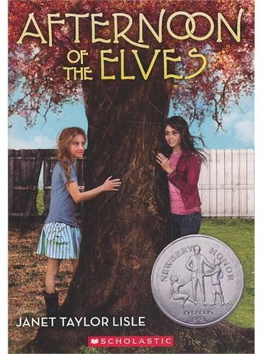 Afternoon of the Elves 侏儒的下午 (纽伯瑞银奖小说) ISBN 9780545398510