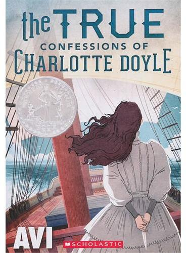 The True Confessions of Charlotte Doyle 女水手的真实告白 ISBN 9780545477116