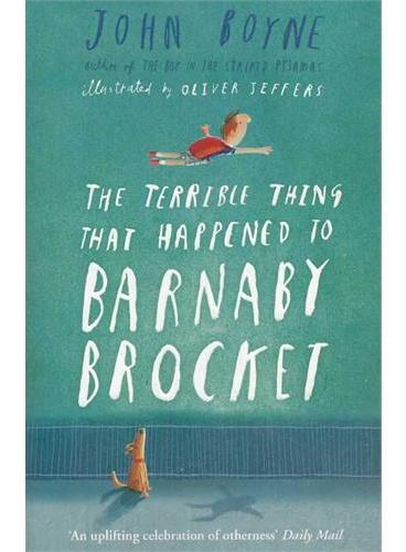 The Terrible Thing that Happened to Barnaby Brocket 漂浮男孩 ISBN 9780552565769 (英国青少年票选最想读的小说)