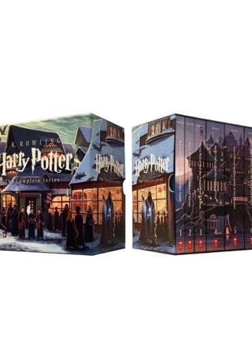Special Edition Harry Potter Paperback Box Set 哈利波特套装 特别珍藏版(美国版) ISBN 9780545596275