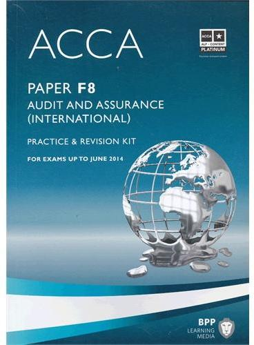 ACCA F8 Audit and Assurance  (Revision Kit)