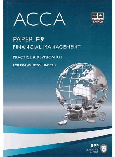 ACCA F9 Financial Management  (Revision Kit)