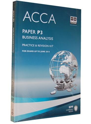 ACCA P3 Business Analysis  (Revision Kit)