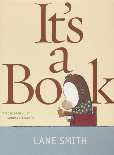 It's A Book 这是一本书 ISBN9780330544023