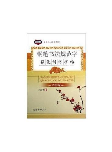 钢笔书法规范字 强化训练字帖 全新版