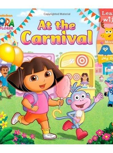 At the Carnival 朵拉历险记:游乐场大冒险 ISBN9781442435377