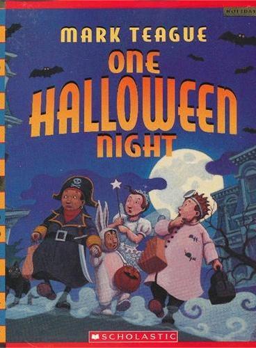 One Halloween Night 万圣夜 ISBN9780439755387