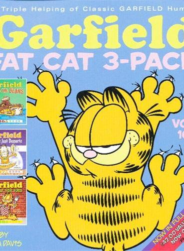 Garfield Fat Cat 3 Pack 16加菲猫系列 ISBN9780345525925