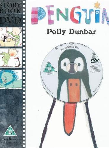 Penguin 企鹅(书+DVD) ISBN9781406323986