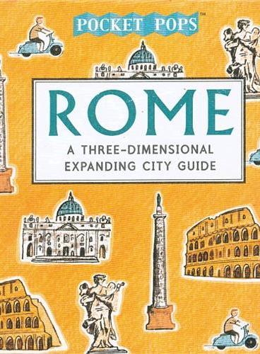 Rome (Skylines) 纸上城市立体书:罗马 ISBN9781406340327