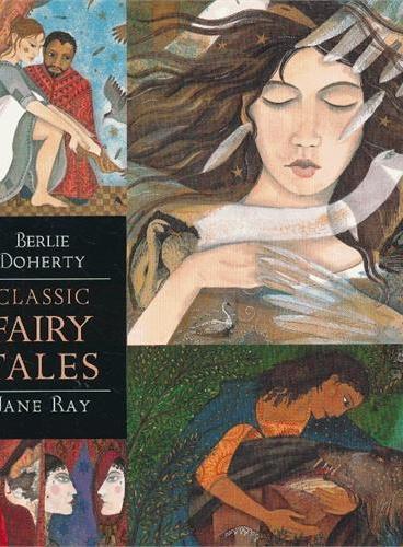 Classic Fairy Tales 经典童话(经典插图版) ISBN9781406317459