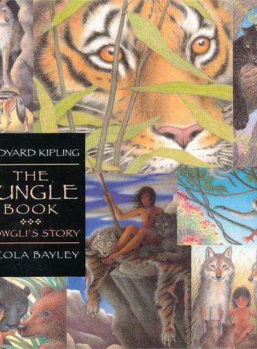 The Jungle Book 丛林之书:莫格利的故事(经典插图版) ISBN9781406304787