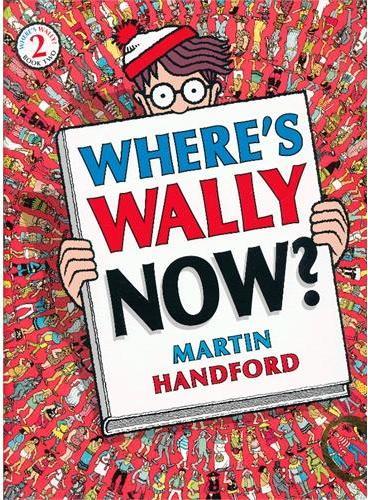 Where's Wally Now? 威利在哪里2:神奇的时空穿梭机 ISBN9781406305869