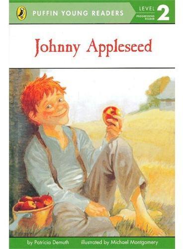 Johnny Appleseed (Level 2)苹果种子约翰尼(企鹅儿童分级读物2) ISBN9780448461281