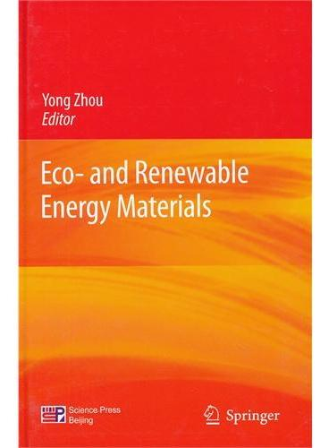 Eco-and Renewable Energy Materials