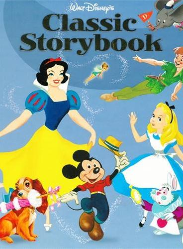 Walt Disney`s Classic Storybook 迪士尼经典故事精选(精装) ISBN9781423110781
