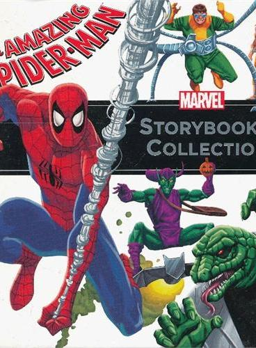 The Amazing Spider-Man Storybook Collection 超凡蜘蛛侠故事精选(精装) ISBN9781423142928