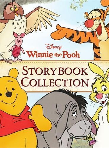Winnie the Pooh: Winnie the Pooh Storybook Collection 小熊维尼故事精选(精装) ISBN9781423165408