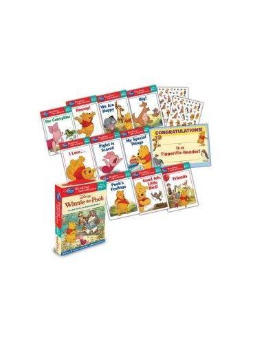 Adventures in Reading Winnie the Pooh Boxed Set 迪士尼阅读套装:小熊维尼(Level Pre-1) ISBN9781423161042