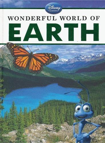 Disney Learning: Wonderful World of Earth 迪士尼科普:神奇的地球(精装) ISBN9781423149392