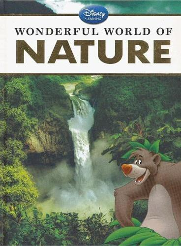 Disney Learning: Wonderful World of Nature 迪士尼科普:神奇的大自然(精装) ISBN9781423149712