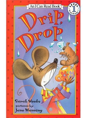 Drip, Drop 滴答,滴答(I Can Read,Level 1)ISBN9780064435970