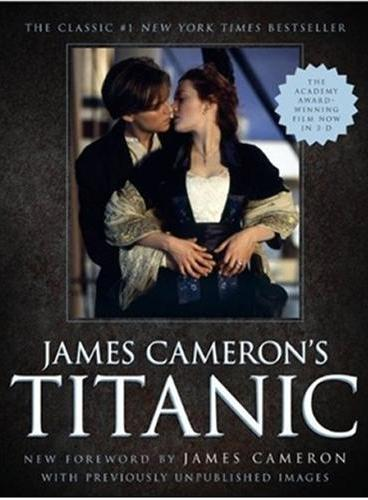 James Cameron`s Titanic/签名版