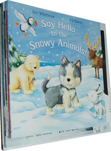 Winter Wonderland 10-book pack in cotton bag 冬天的神奇故事(10本图画故事书套装)ISBN 9781447202240