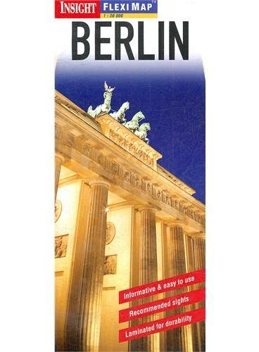 Insight Fleximap Berlin(ISBN=9781780050362)
