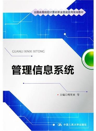 管理信息系统(全国高等院校计算机职业技能应用规划教材)