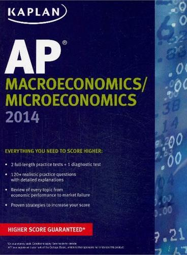 KAPLAN AP MACROECONOMICS/MICROECONOMICS 2014