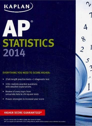 KAPLAN AP STATISTICS 2014