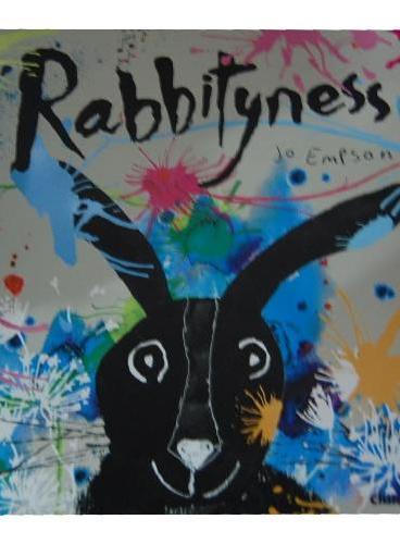 Rabbityness 像兔子一样 (英国亲子网站Bizziebaby 2011- 2012铜奖;人民图书奖最终名单) ISBN 9781846434822