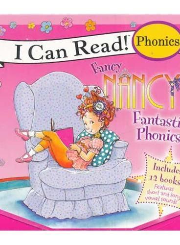 Fancy Nancy`s Fantastic Phonics