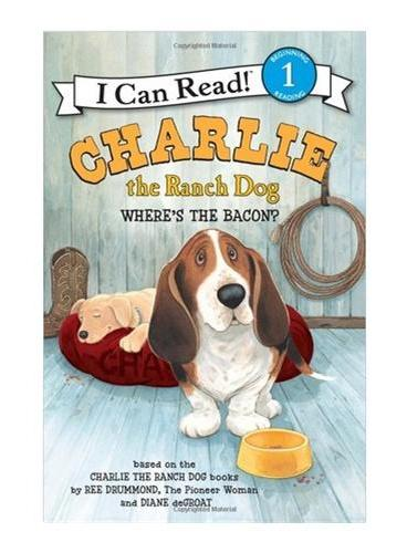Charlie the Ranch Dog: Where`s the Bacon?