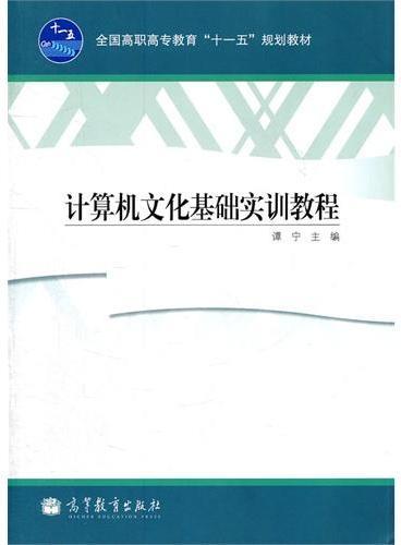 计算机文化基础实训教程(全国高职高专教育十一五规划教材)