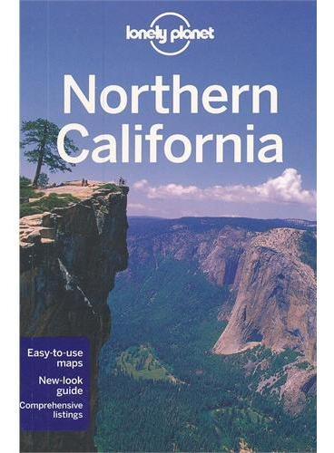Northern California 1(ISBN=9781742205908)
