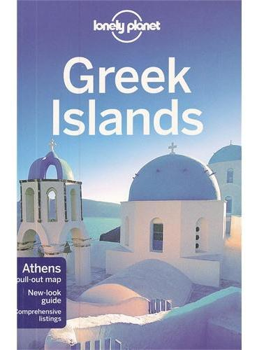 Greek Islands 7(ISBN=9781741798999)