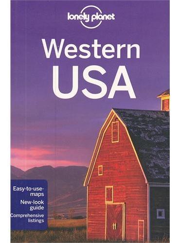 Western USA 1(ISBN=9781742205915)