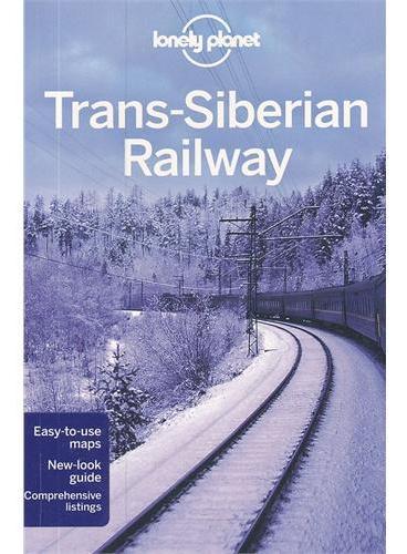 Trans-Siberian Railway 4(ISBN=9781741795653)