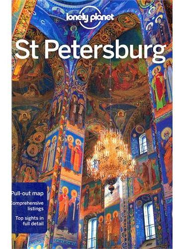 St Petersburg 6(ISBN=9781741793277)