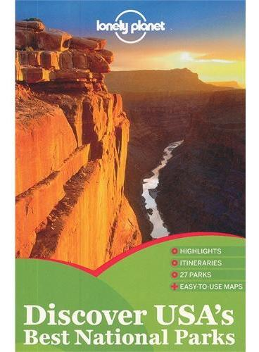 Discover USA Best National Parks 1(ISBN=9781742204918)