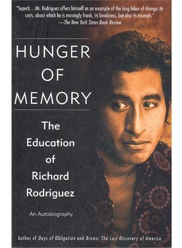 HUNGER OF MEMORY(ISBN=9780553382518)