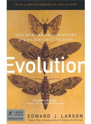 EVOLUTION(ISBN=9780812968491)