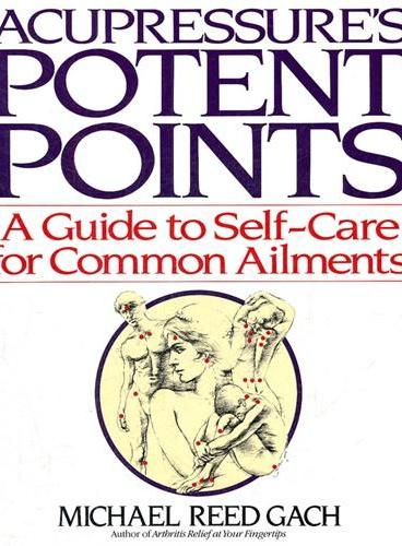 ACCUPRESSURE`S POTENT POINTS(ISBN=9780553349702)