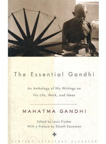 ESSENTIAL GANDHI, THE(ISBN=9781400030507)