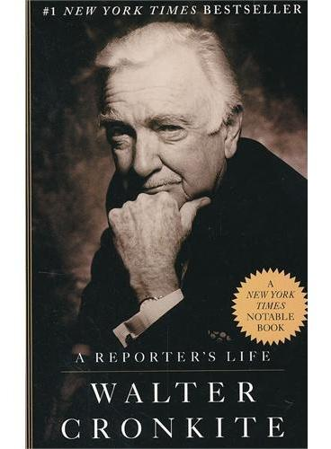 REPORTER`S LIFE, A(ISBN=9780345411037)