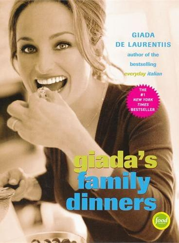 GIADA`S FAMILY DINNERS(ISBN=9780307238276)